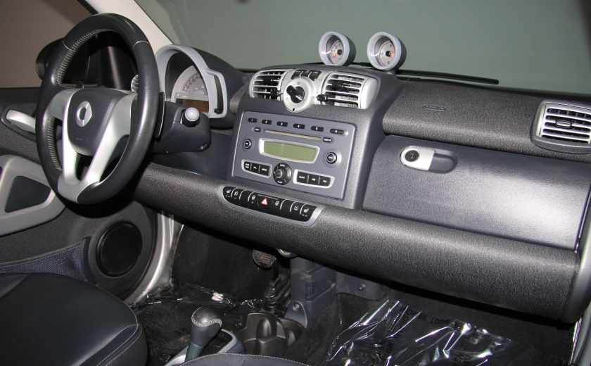2009 Smart Fortwo Pure AUTO A/C CUIR MAGS #18