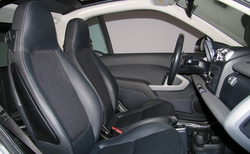 2009 Smart Fortwo Pure AUTO A/C CUIR MAGS #20