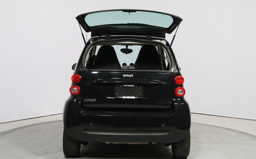 2009 Smart Fortwo Pure AUTO A/C CUIR MAGS #23
