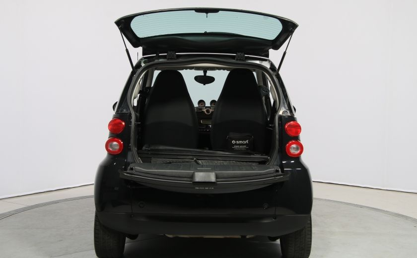 2009 Smart Fortwo Pure AUTO A/C CUIR MAGS #24