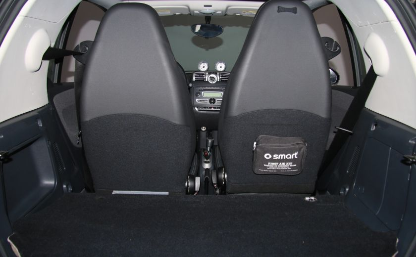 2009 Smart Fortwo Pure AUTO A/C CUIR MAGS #25