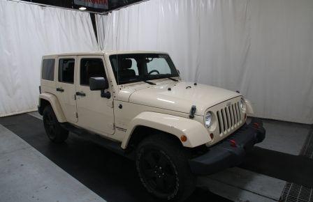 2011 Jeep Wrangler Sahara à Montréal