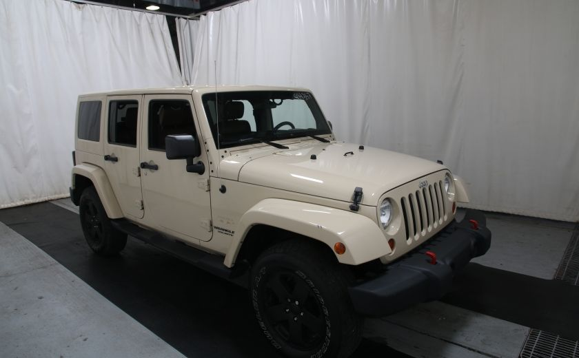 2011 Jeep Wrangler Sahara #0