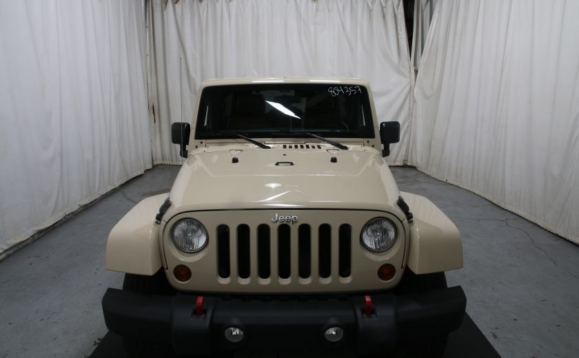 2011 Jeep Wrangler Sahara #1