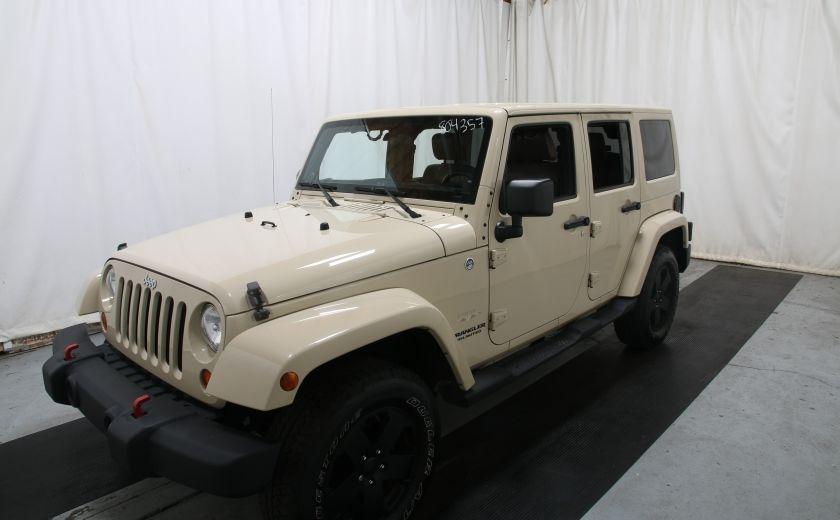 2011 Jeep Wrangler Sahara #2