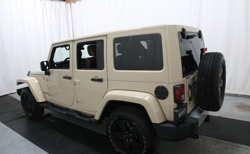 2011 Jeep Wrangler Sahara #3