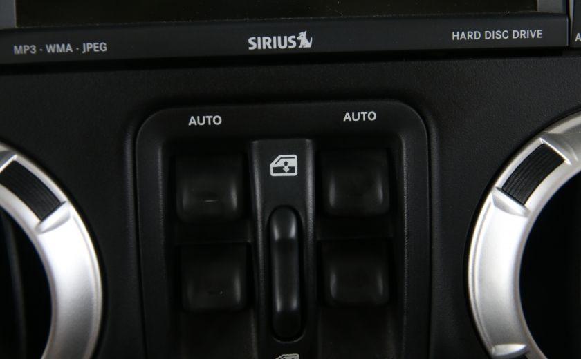 2011 Jeep Wrangler Sahara #6