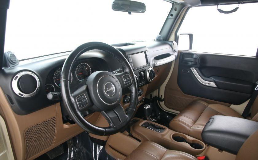 2011 Jeep Wrangler Sahara #7
