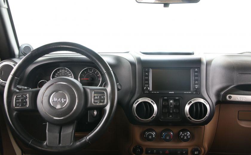 2011 Jeep Wrangler Sahara #10