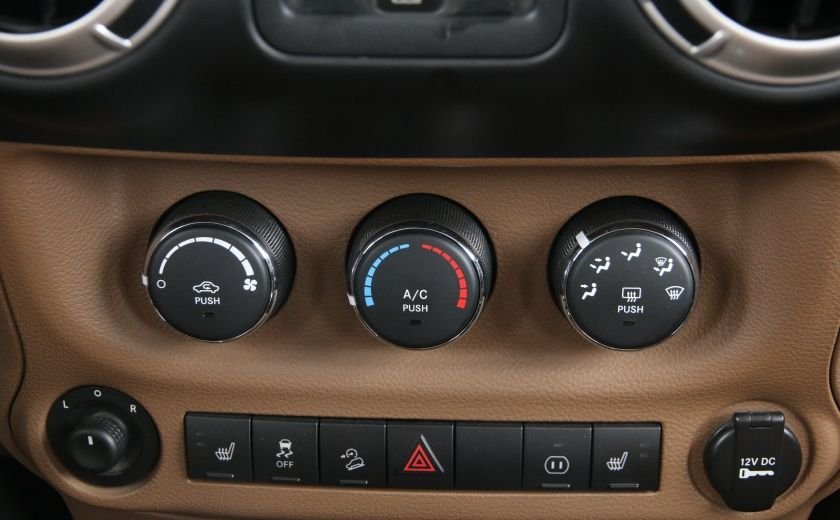 2011 Jeep Wrangler Sahara #12