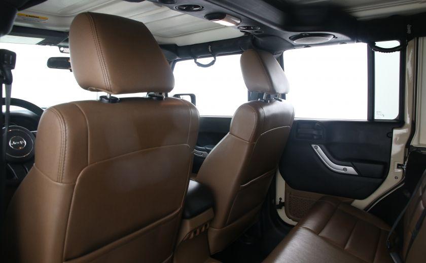 2011 Jeep Wrangler Sahara #13