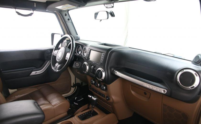 2011 Jeep Wrangler Sahara #17