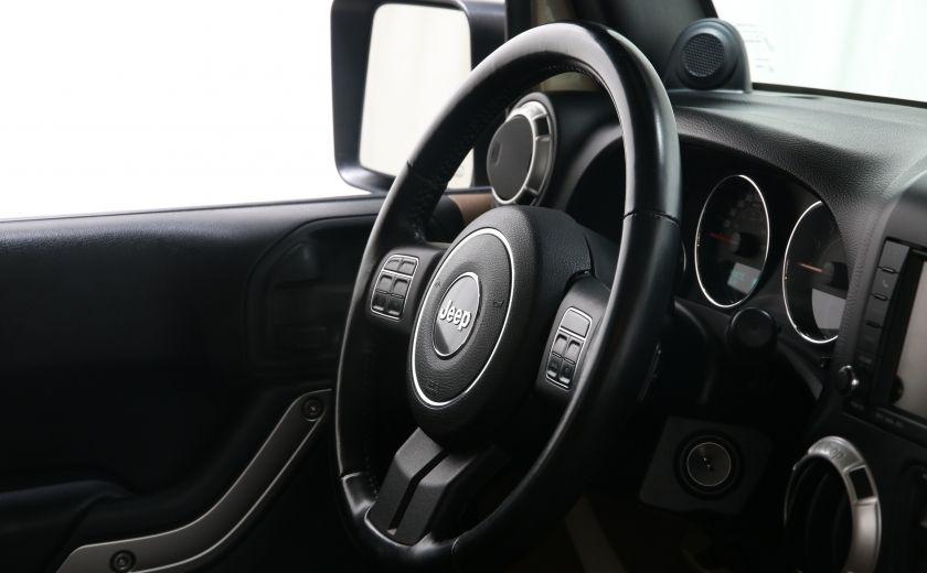 2011 Jeep Wrangler Sahara #18