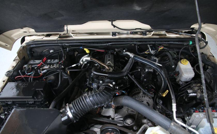 2011 Jeep Wrangler Sahara #21