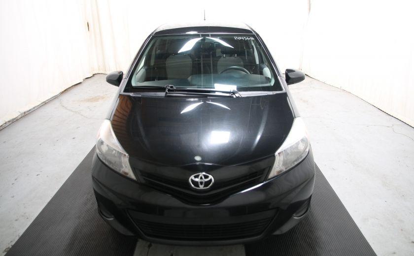 2012 Toyota Yaris LE AUTO A/C GR ELECT BLUETOOTH #1
