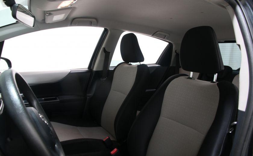2012 Toyota Yaris LE AUTO A/C GR ELECT BLUETOOTH #8