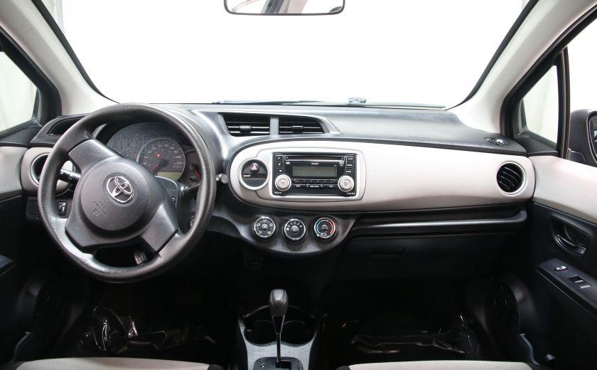 2012 Toyota Yaris LE AUTO A/C GR ELECT BLUETOOTH #9