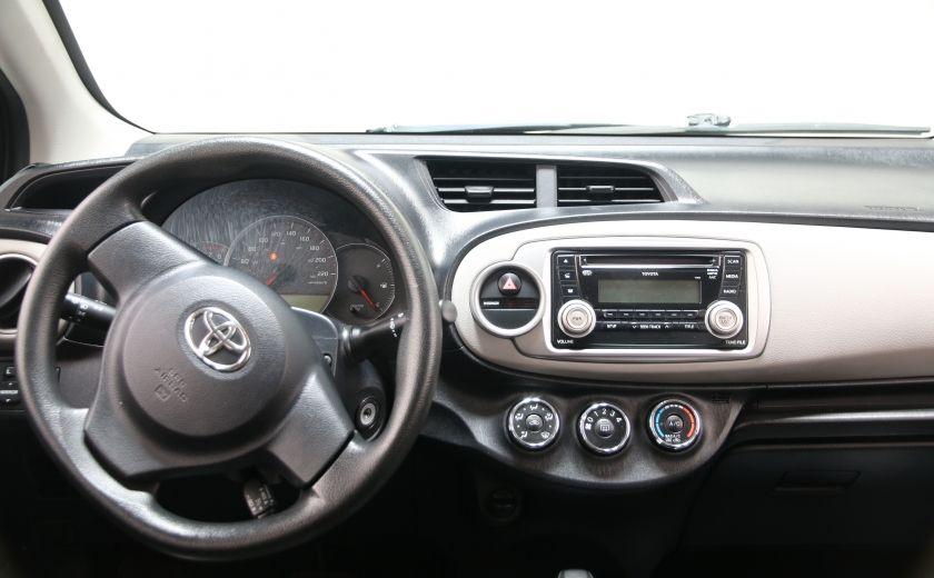 2012 Toyota Yaris LE AUTO A/C GR ELECT BLUETOOTH #10