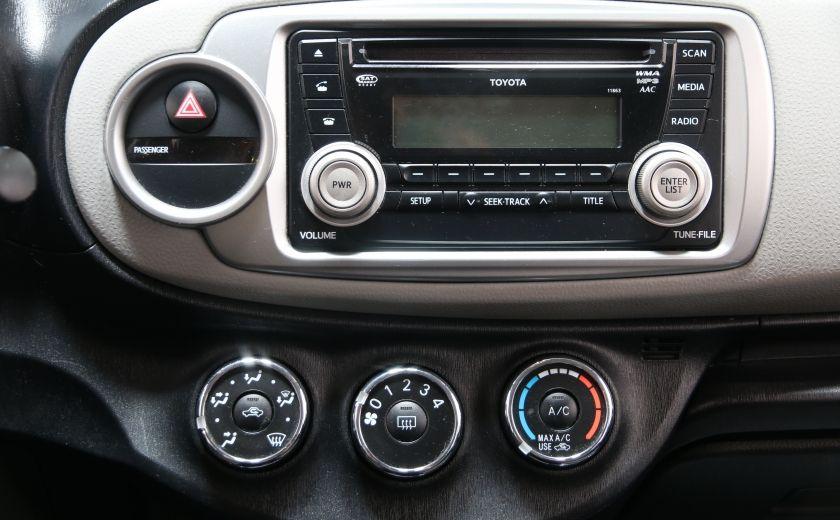 2012 Toyota Yaris LE AUTO A/C GR ELECT BLUETOOTH #11