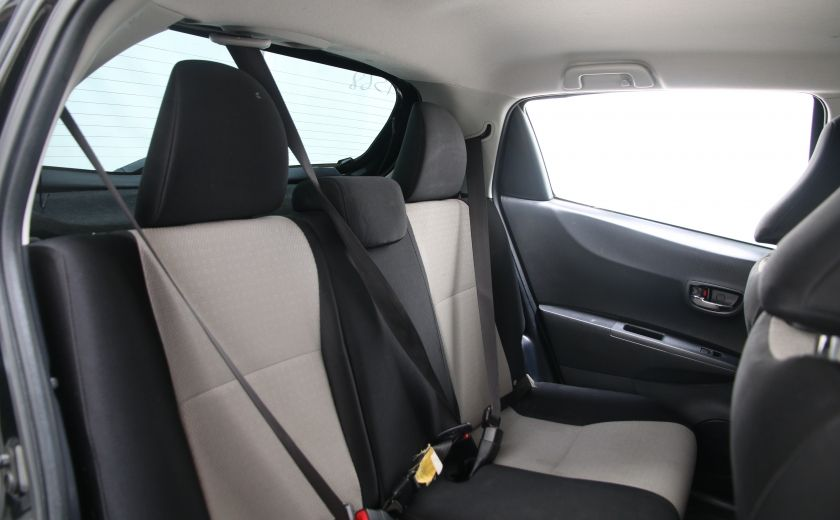 2012 Toyota Yaris LE AUTO A/C GR ELECT BLUETOOTH #15
