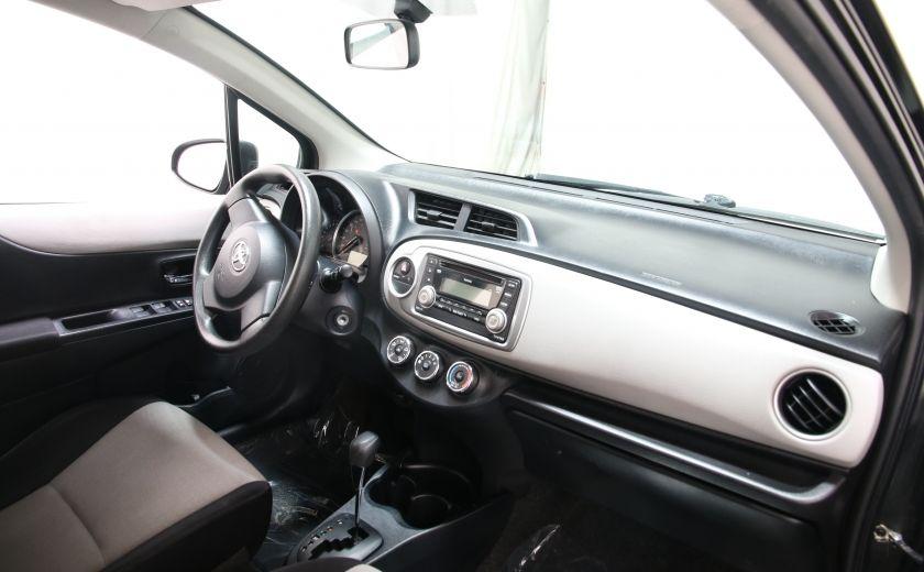 2012 Toyota Yaris LE AUTO A/C GR ELECT BLUETOOTH #16