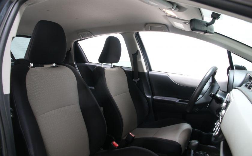 2012 Toyota Yaris LE AUTO A/C GR ELECT BLUETOOTH #18