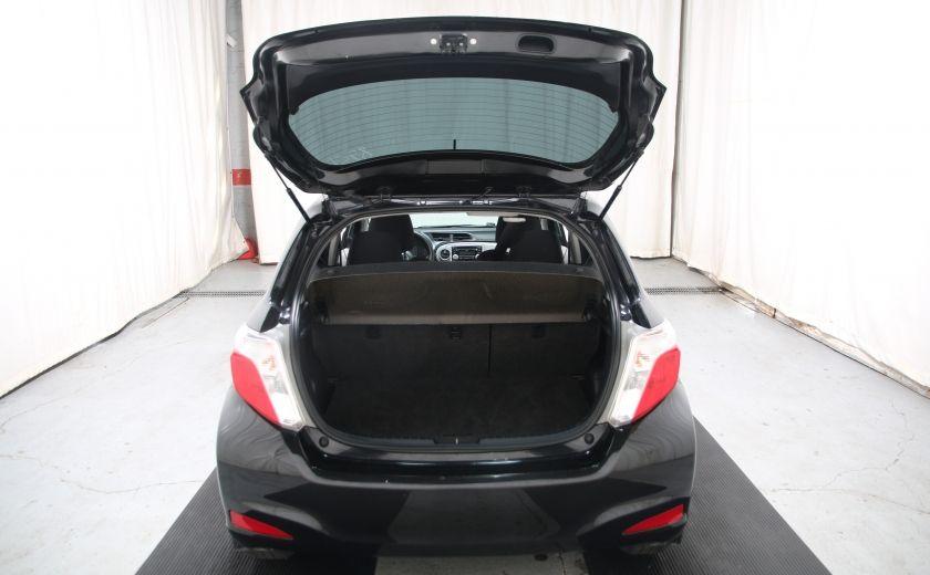 2012 Toyota Yaris LE AUTO A/C GR ELECT BLUETOOTH #21