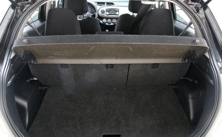 2012 Toyota Yaris LE AUTO A/C GR ELECT BLUETOOTH #22