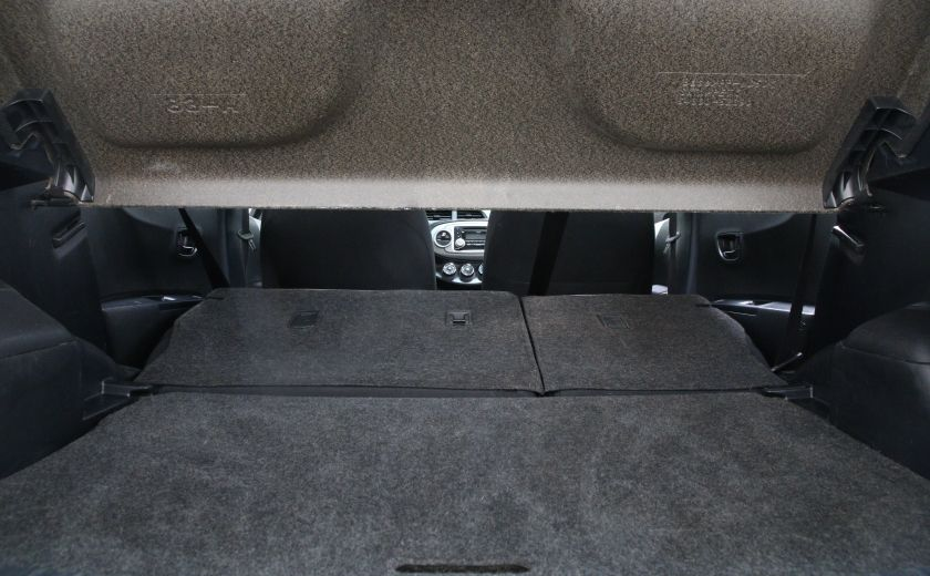 2012 Toyota Yaris LE AUTO A/C GR ELECT BLUETOOTH #23