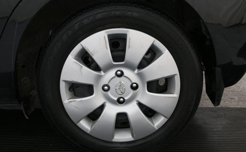 2012 Toyota Yaris LE AUTO A/C GR ELECT BLUETOOTH #24