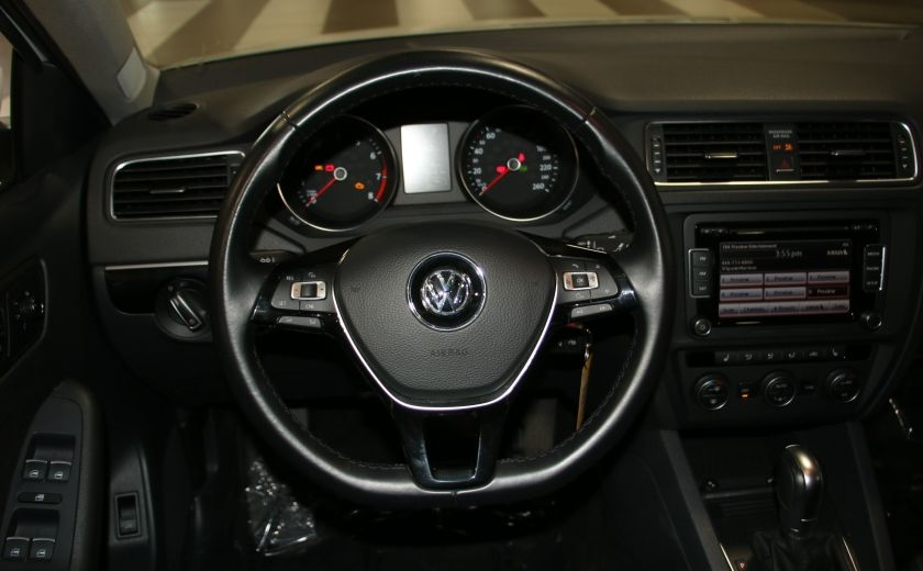 2015 Volkswagen Jetta Comfortline AUTOMATIQUE A/C MAGS BLUETHOOT #14