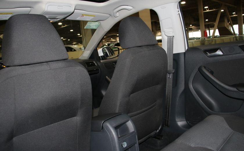 2015 Volkswagen Jetta Comfortline AUTOMATIQUE A/C MAGS BLUETHOOT #16