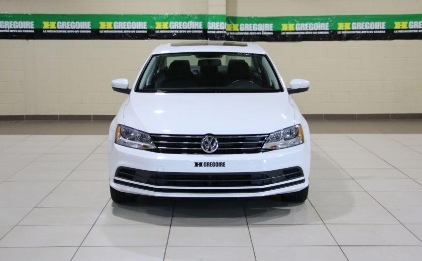 2015 Volkswagen Jetta Comfortline AUTO A/C GR ELECT TOIT MAGS CAM.RECUL #1
