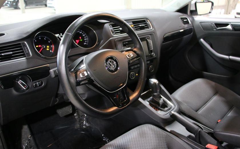 2015 Volkswagen Jetta Comfortline AUTO A/C TOIT MAGS 1.8TURBO #8