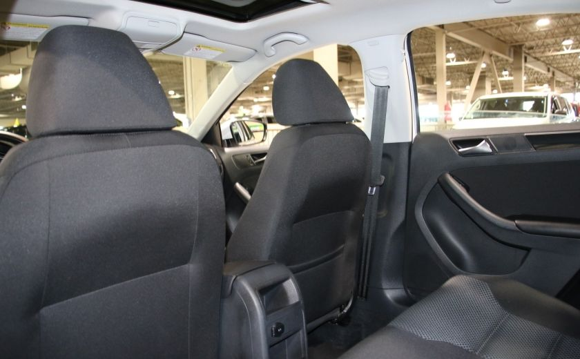 2015 Volkswagen Jetta Comfortline AUTO A/C TOIT MAGS 1.8TURBO #18