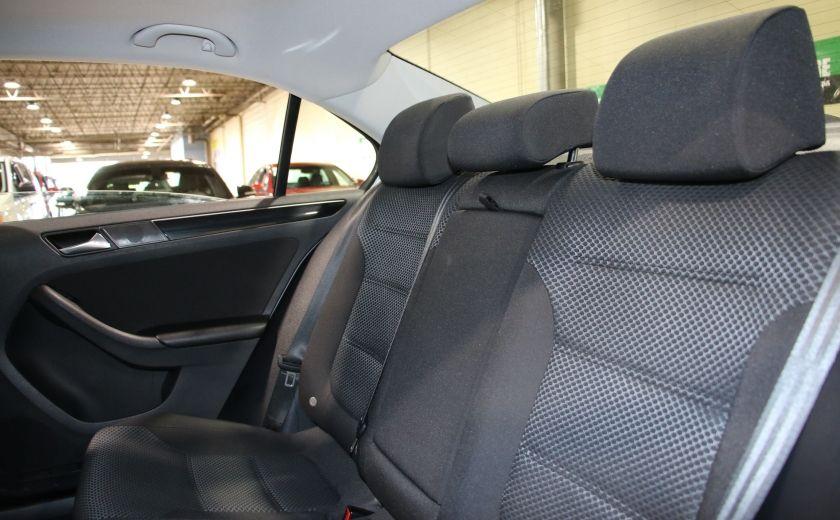 2015 Volkswagen Jetta Comfortline AUTO A/C TOIT MAGS 1.8TURBO #19