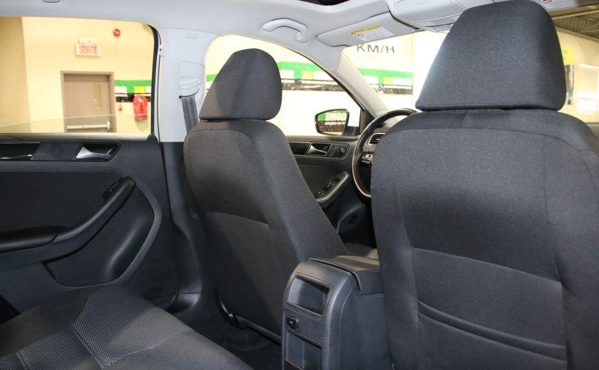 2015 Volkswagen Jetta Comfortline AUTO A/C TOIT MAGS 1.8TURBO #20