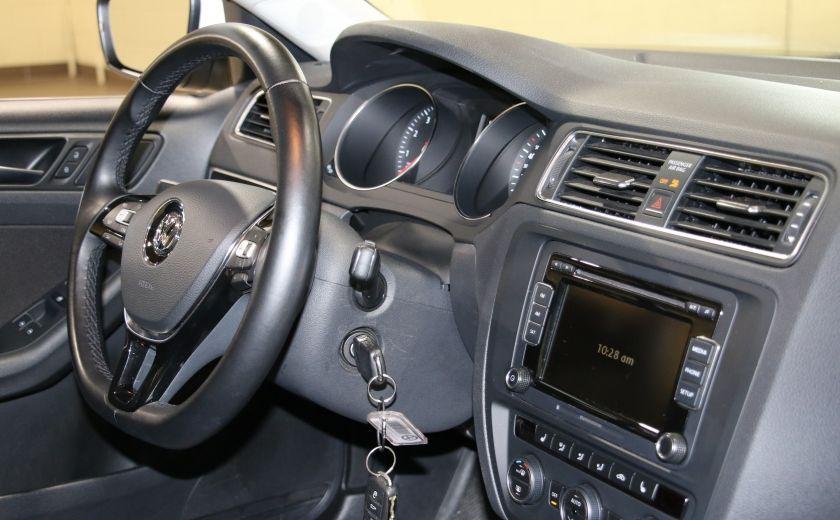 2015 Volkswagen Jetta Comfortline AUTO A/C TOIT MAGS 1.8TURBO #23