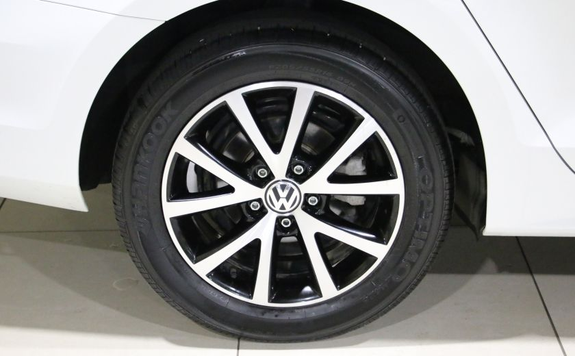 2015 Volkswagen Jetta Comfortline AUTO A/C TOIT MAGS 1.8TURBO #30