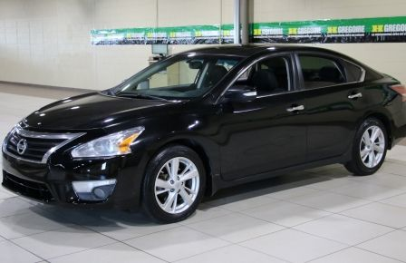 2014 Nissan Altima 2.5 SL AUTO A/C CUIR TOIT MAGS in Longueuil