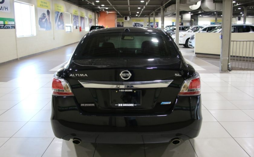 2014 Nissan Altima 2.5 SL AUTO A/C CUIR TOIT MAGS #3