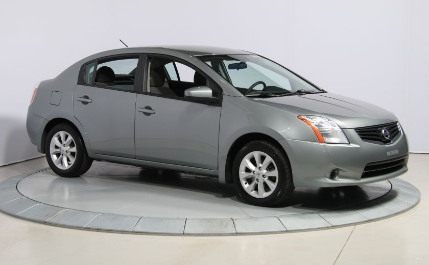 2012 Nissan Sentra 2.0 S  A/C GR ELECT MAGS #0