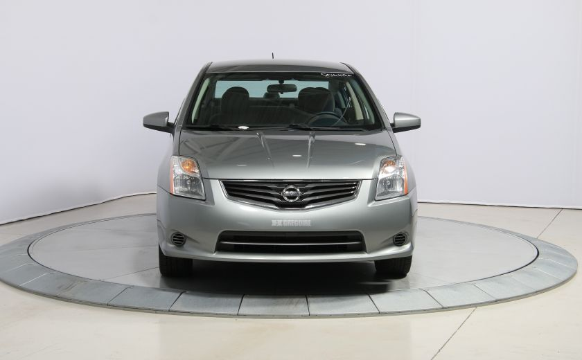 2012 Nissan Sentra 2.0 S  A/C GR ELECT MAGS #1