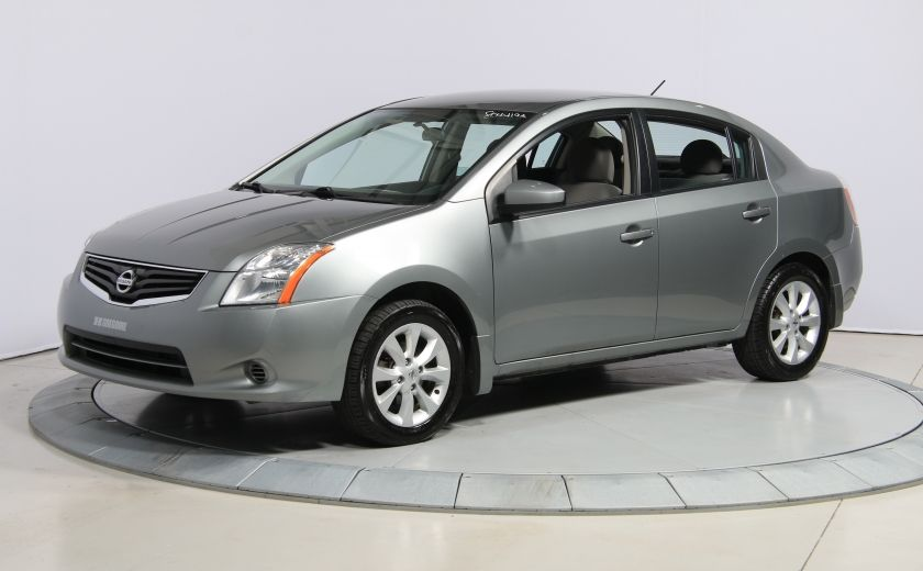 2012 Nissan Sentra 2.0 S  A/C GR ELECT MAGS #2
