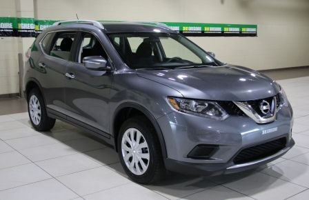 2015 Nissan Rogue S AWD AUTO A/C GR ELECT BLUETOOTH in Trois-Rivières