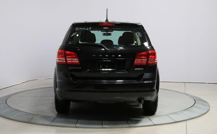 2012 Dodge Journey SE AUTO A/C GR ELECT #5