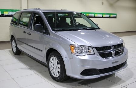 2016 Dodge GR Caravan Canada Value Package AUTO A/C GR ELECT à Montréal