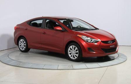 2012 Hyundai Elantra GL A/C GR ELECT BLUETOOTH in Abitibi