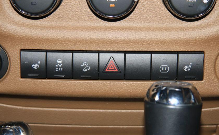 2012 Jeep Wrangler Sahara 4WD AUTO A/C CUIR 2TOITS MAGS #15