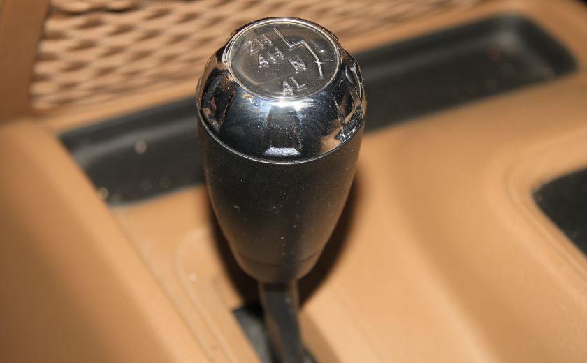 2012 Jeep Wrangler Sahara 4WD AUTO A/C CUIR 2TOITS MAGS #16